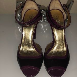 Coach Claribel Heels